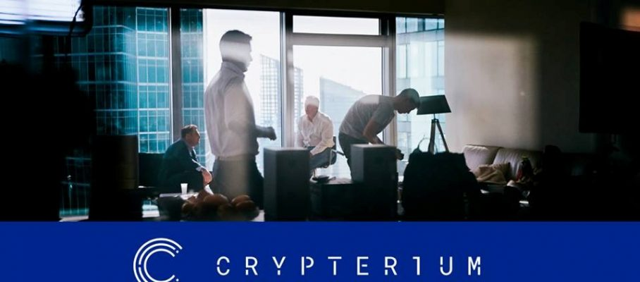crypterium digital banking